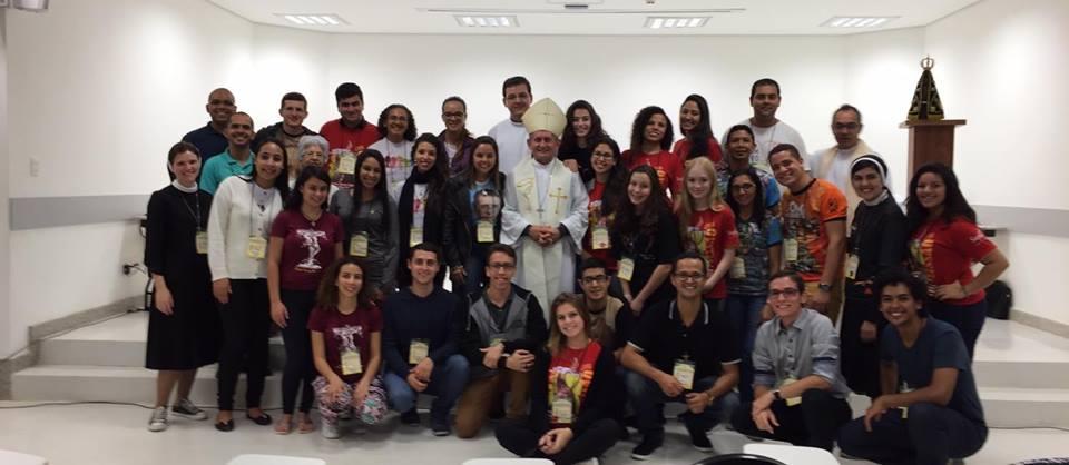 Encontro Nacional de Jovens e Adultos Líderes de Congregações  da CNBB