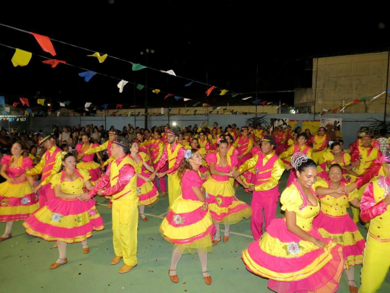 Tradição e animação marcam festejos juninos