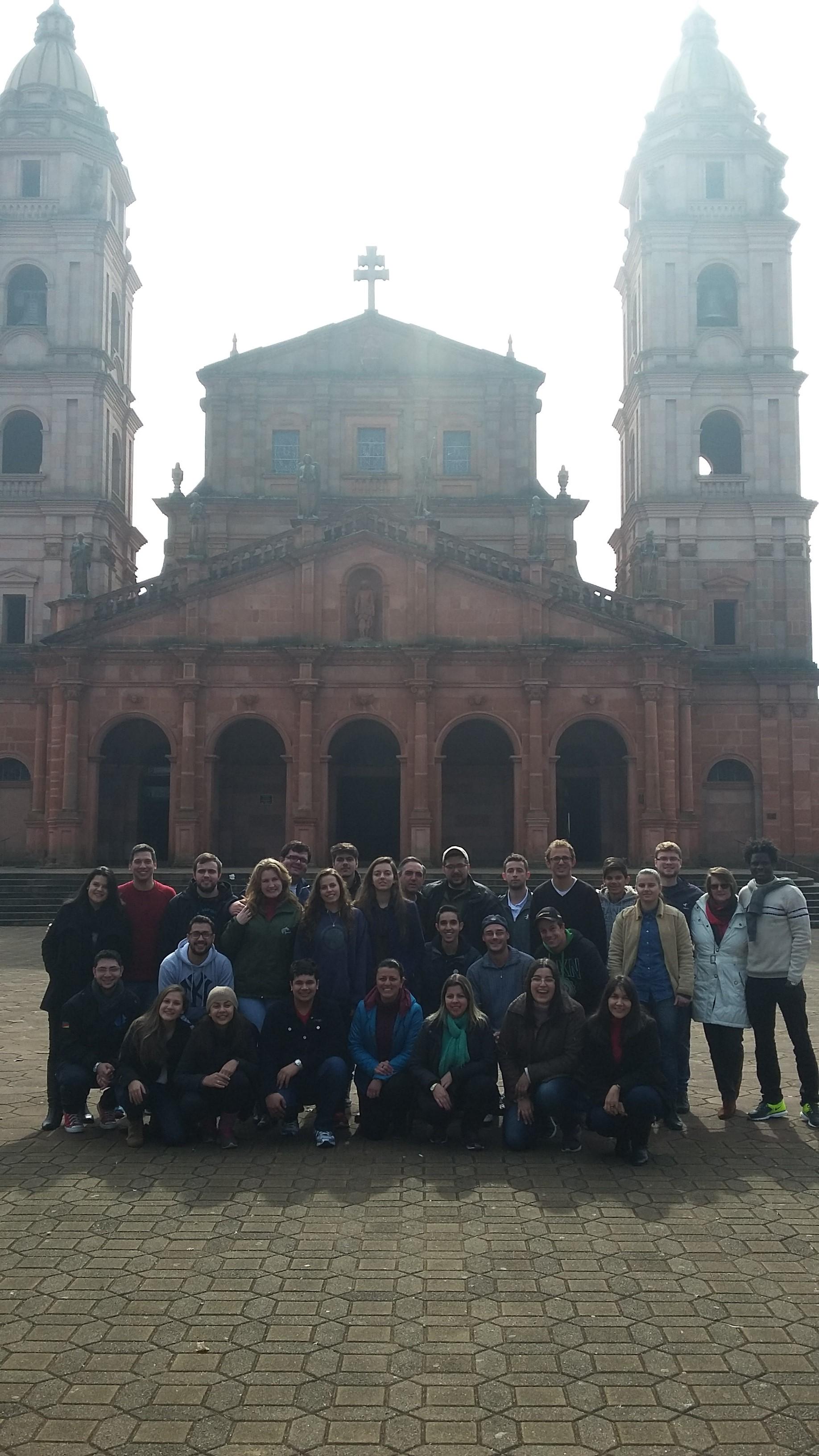 Jovens participam de Encontro de Multiplicadores da  Província Eclesiástica de Santa Maria