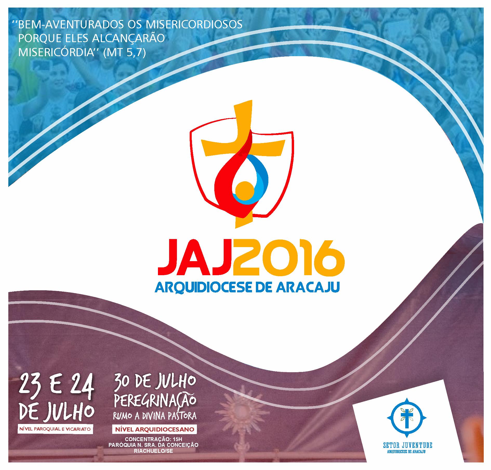 Arquidiocese de Aracaju realizada 2ª edição da JAJ