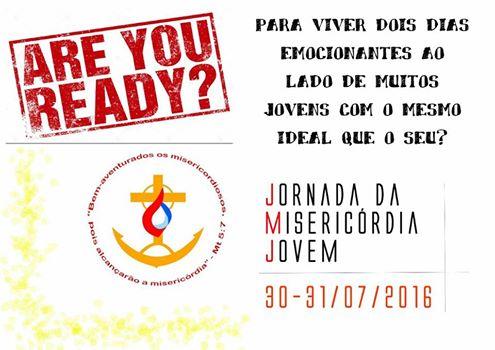 Diocese de Mogi das Cruzes realiza a Jornada da Misericórdia Jovem