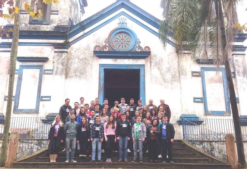 Foto: Setor Diocesano de Juventude - Montenegro - RS