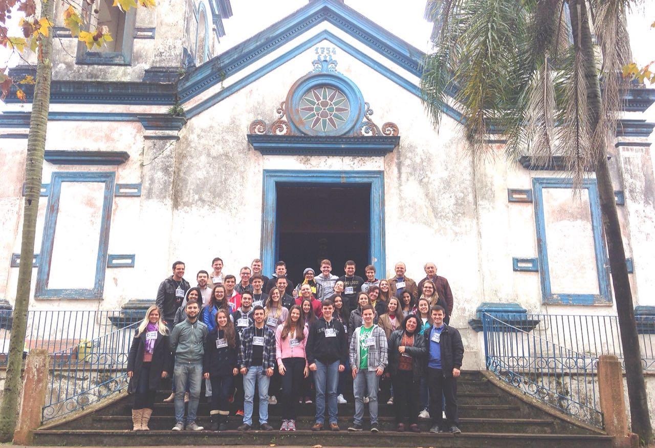 Diocese de Montenegro realiza etapa presencial do curso de capacitação juvenil