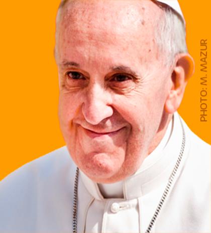 Lançado detalhes da viagem do Papa Francisco à Polônia