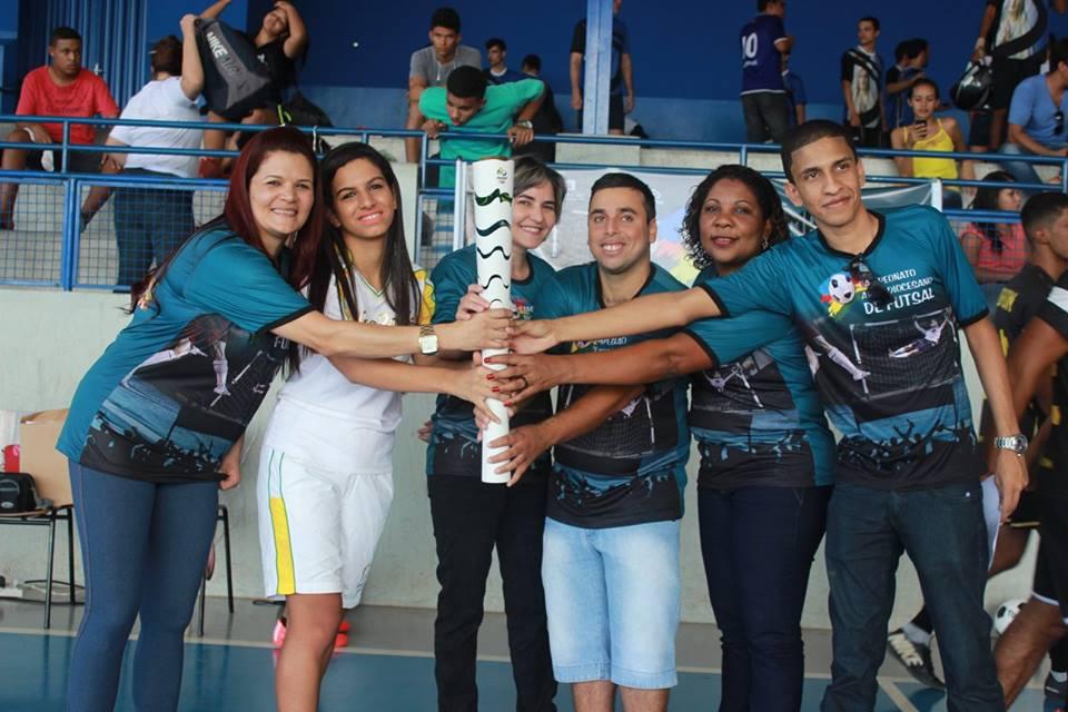 Jovens realizam campeonato arquidiocesano de futsal em Montes Claros (MG)