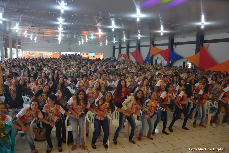 Diocese de São Luiz de Cáceres reúne juventude para JDJ