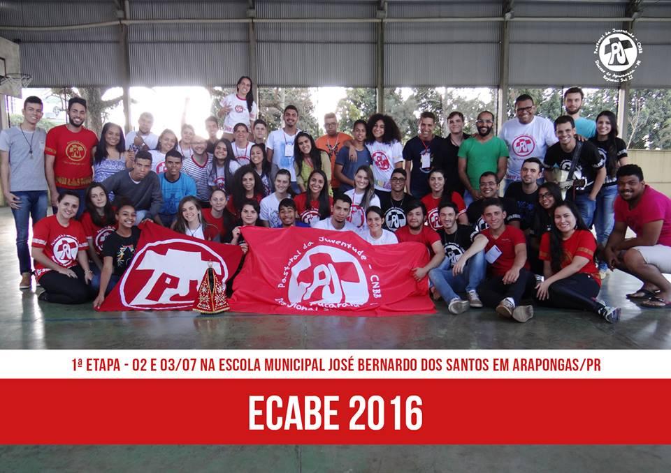 Pastoral da Juventude da Diocese de Apucarana realiza 1° Etapa de Escola de Formação