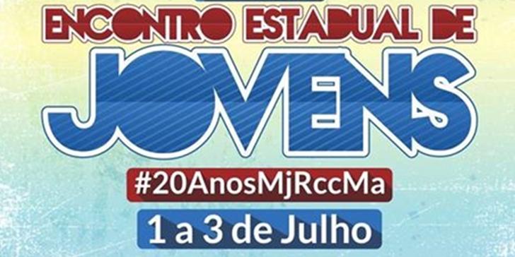 Ministério Jovem da RCC Maranhão celebra 20 anos