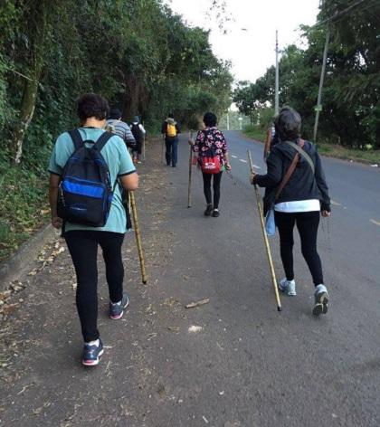 Jovens do Caminho da Fé já percorreram 125 km no interior paulista