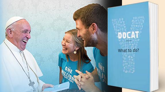 DoCat: livro sobre Doutrina Social para os jovens é lançado na JMJ 2016