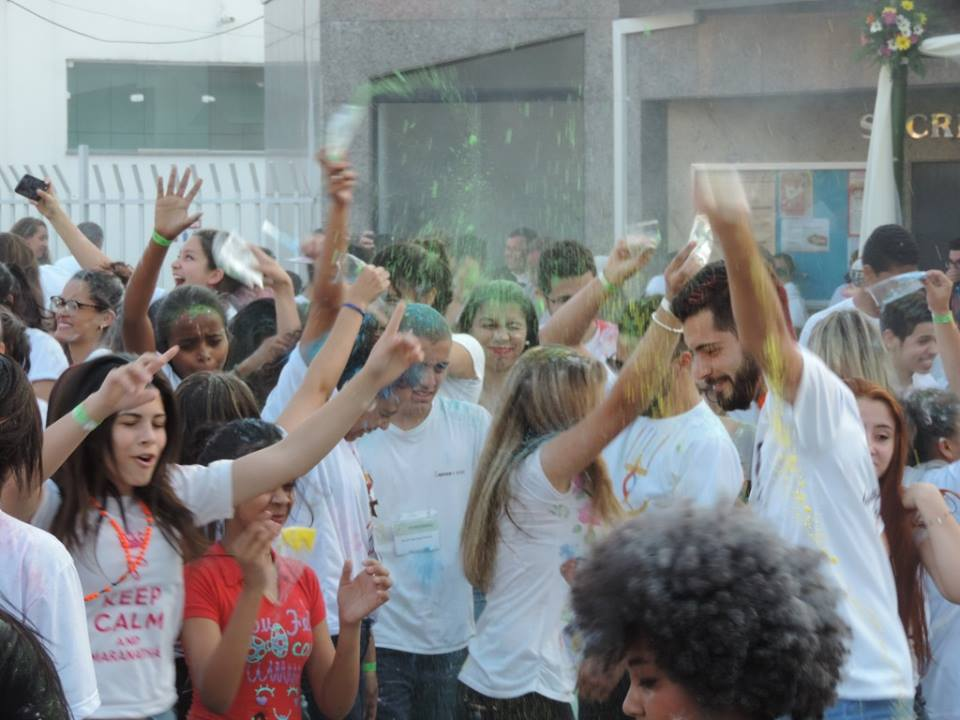 Jornada da Misericórdia Jovem agita Diocese de Mogi das Cruzes
