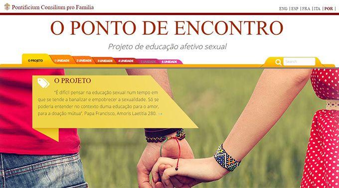 Vaticano apresenta novo projeto de educação afetiva sexual para jovens