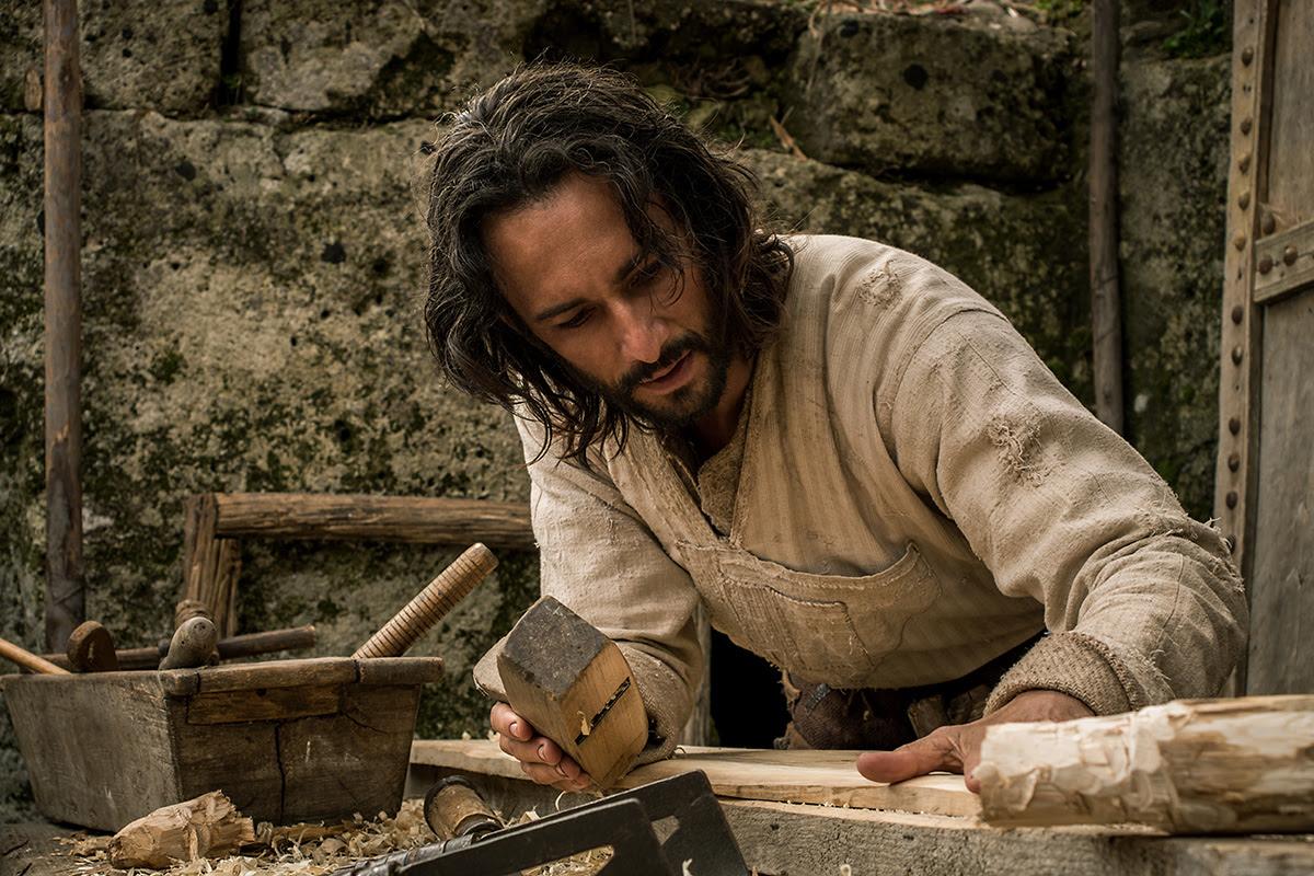 Ben-Hur: Rodrigo Santoro interpreta Jesus nas telonas