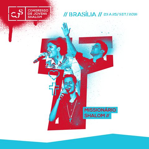 Brasília recebe Congresso de Jovens Shalom