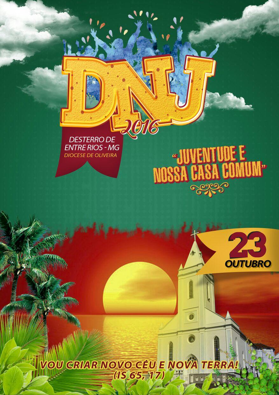 Diocese de Oliveira em preparação para o DNJ 2016