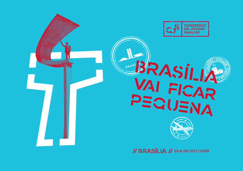 Congresso de Jovens Shalom chega à Brasília