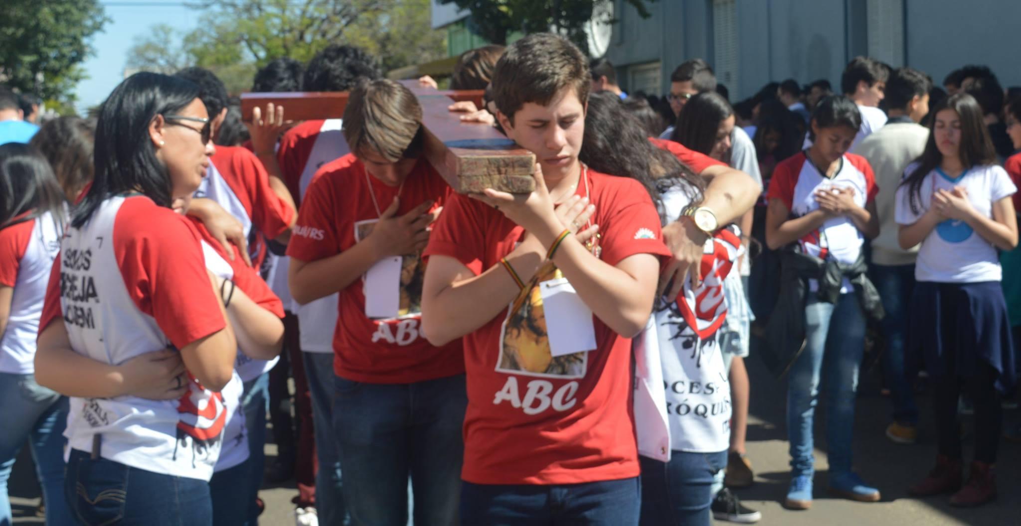 Diocese de Uruguaiana reúne mais de 700 jovens na 11ª Jornada Diocesana da Juventude