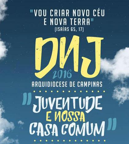 DNJ 2016 na Arquidiocese de Campinas (SP)