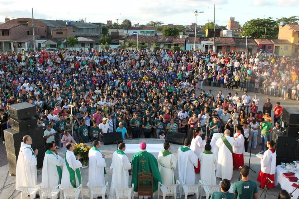 Diocese de Caruaru celebra Dia Nacional da Juventude