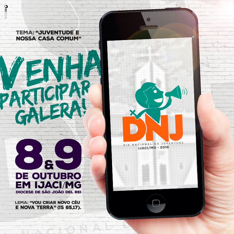 Jovens de São João del-Rei se preparam para DNJ 2016