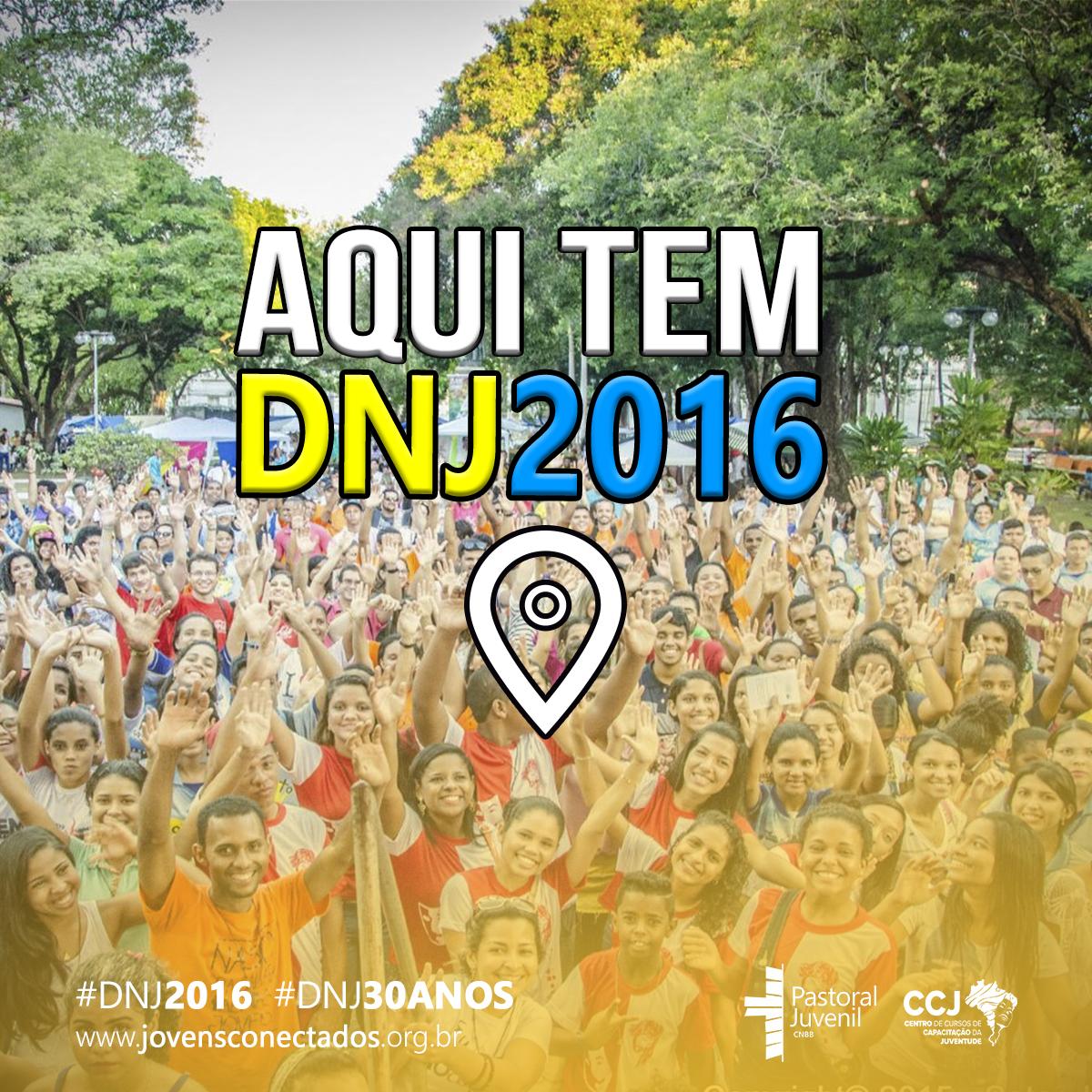 Confira o calendário dos DNJs 2016 pelo Brasil