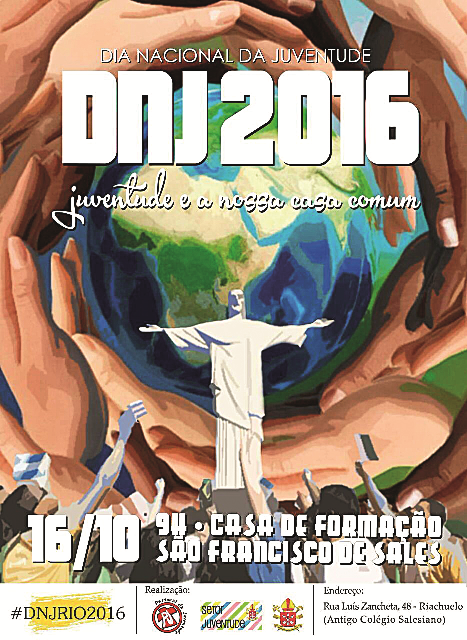 DNJ na Arquidiocese do Rio de Janeiro