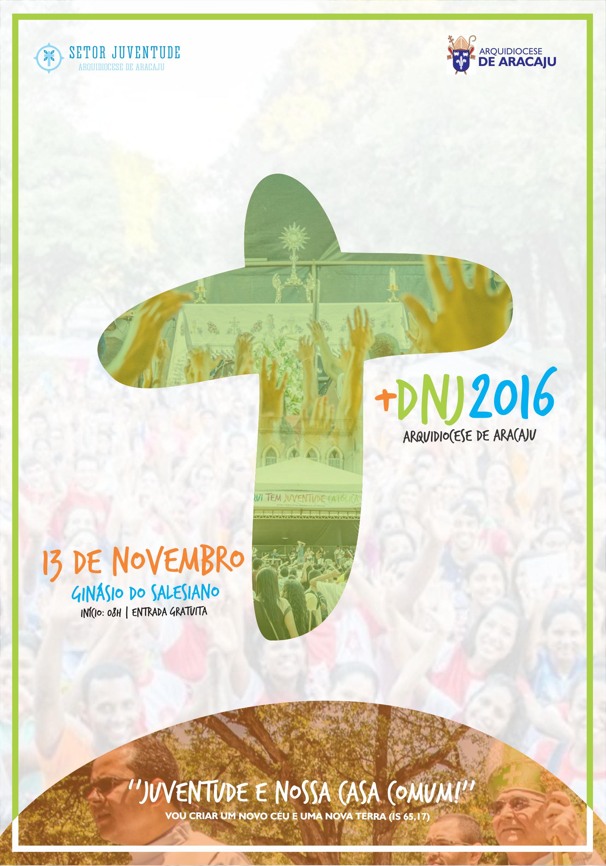 Arquidiocese de Aracaju se prepara para o Dia Nacional da Juventude