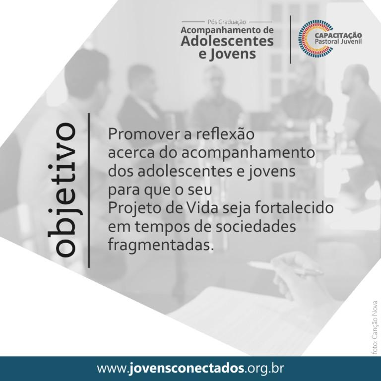 Convite Pe. Toninho - CEPJ oferece pós-graduação para assessores adultos
