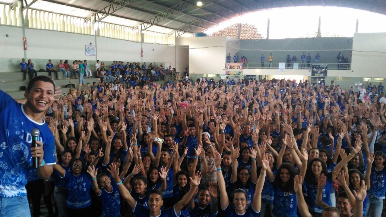 Com muita animação, Diocese de Araçuaí celebra DNJ