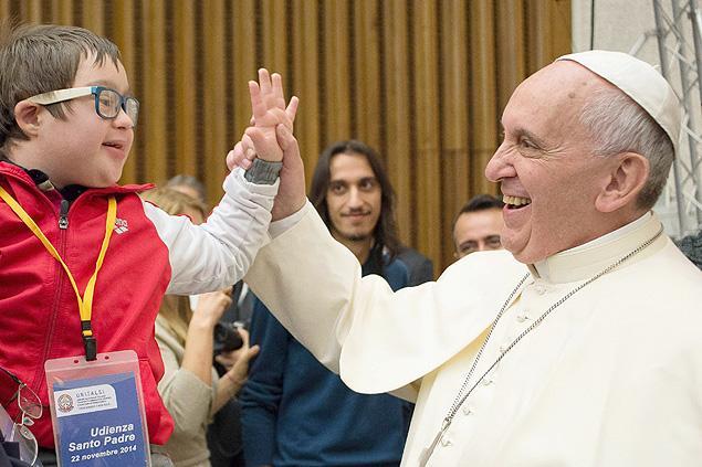 Uma revolução da ternura! É disso que o mundo precisa, diz Papa Francisco