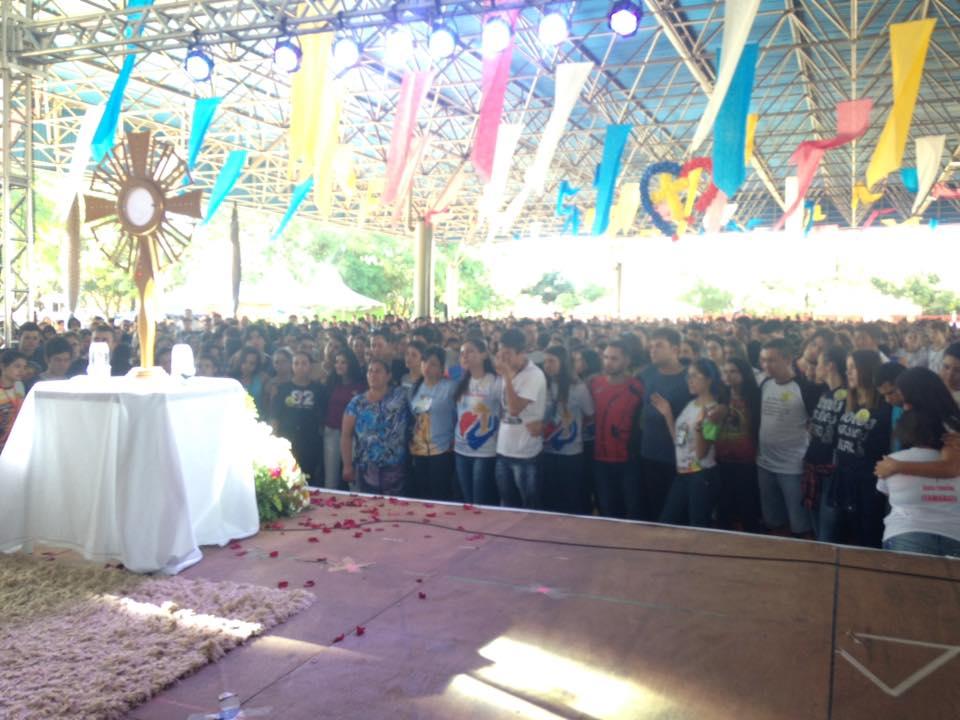 Diocese de Dourados, MS celebra JDJ