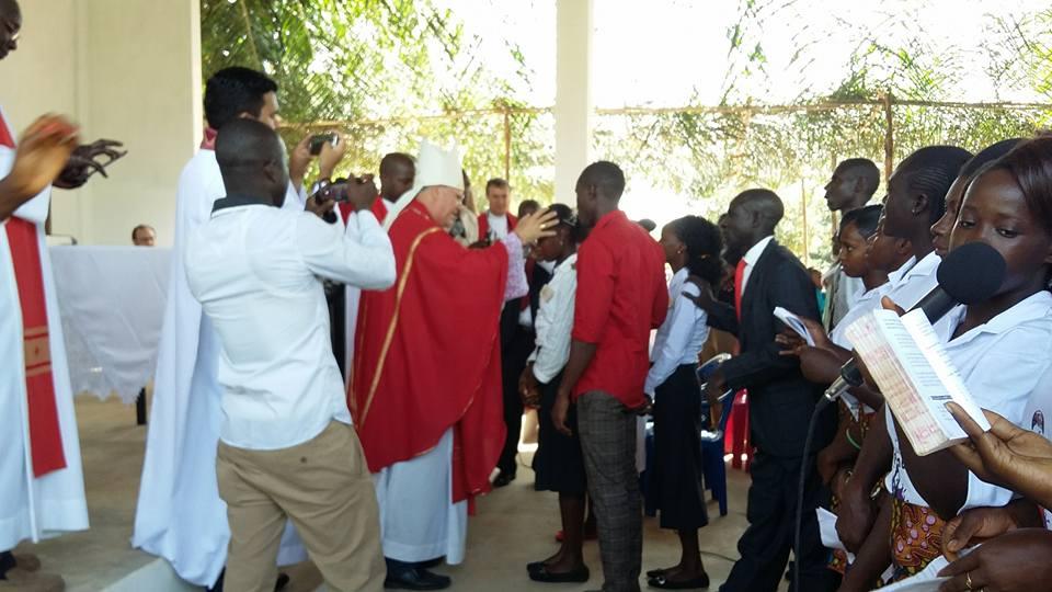 Inauguração oficial da Missão Católica Beato Paulo VI