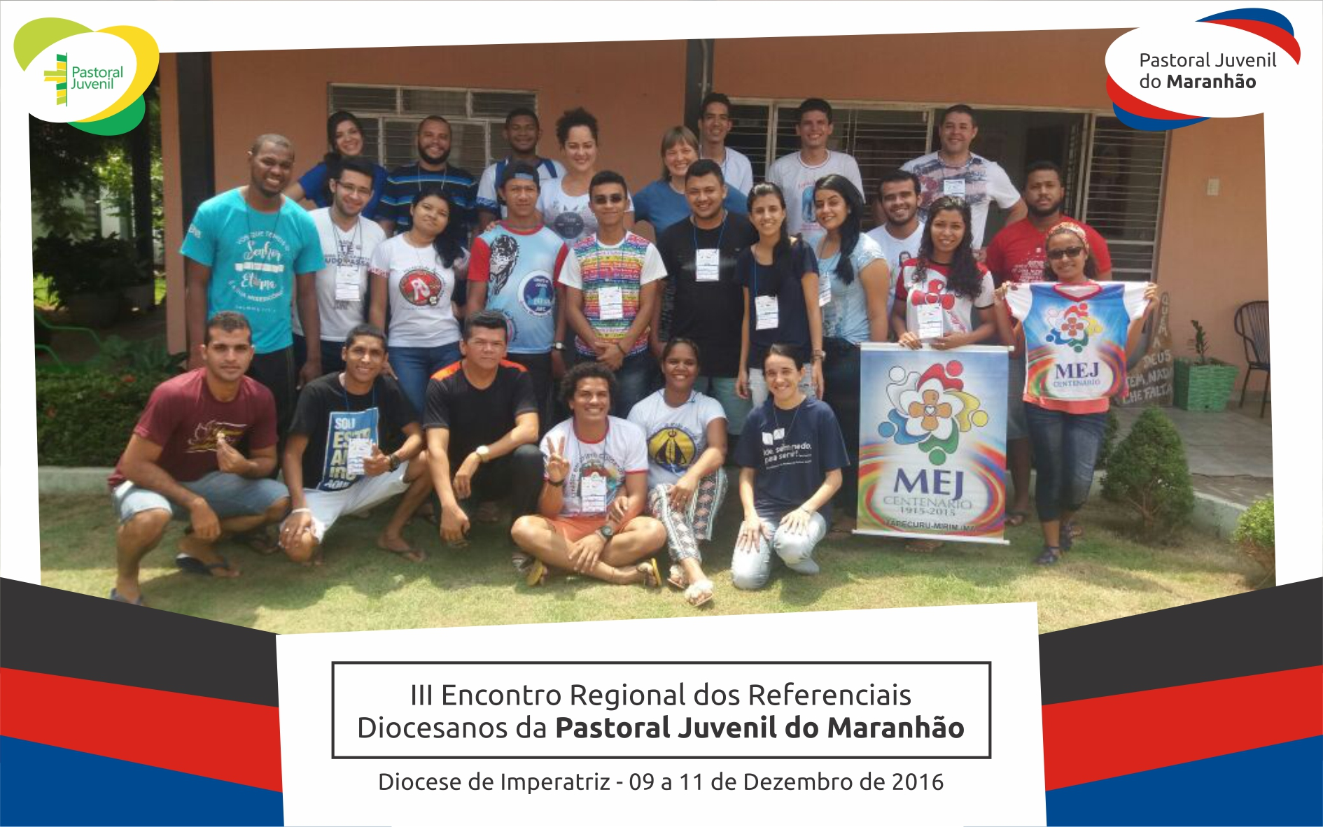 Lideranças juvenis do Maranhão preparam Ano da Juventude