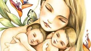 escolhi ser mãe