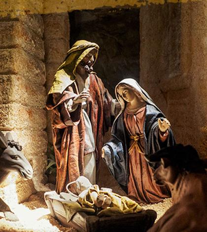 Desejamos a todos um Santo e Feliz Natal!