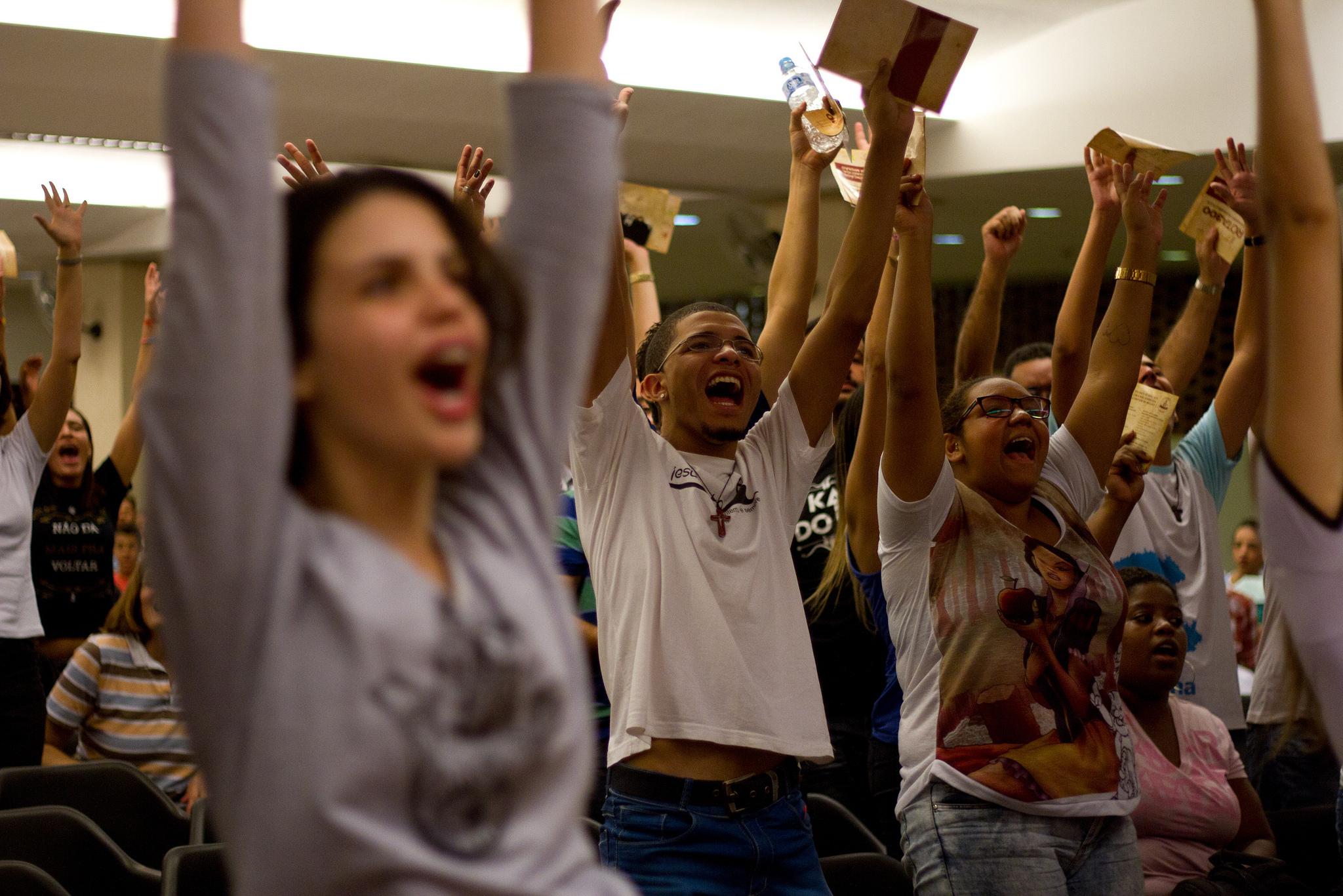 Da necessidade ao Desejo: os caminhos da evangelização da juventude em tempos de indiferença