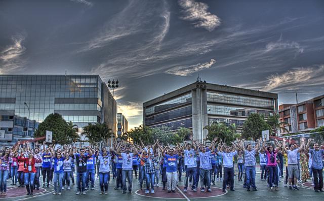 Seminário Nacional de Jovens Comunicadores 2012.