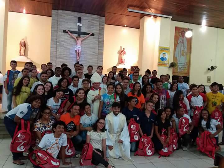 Missão Jovem Salvatoriana acontece no Maranhão