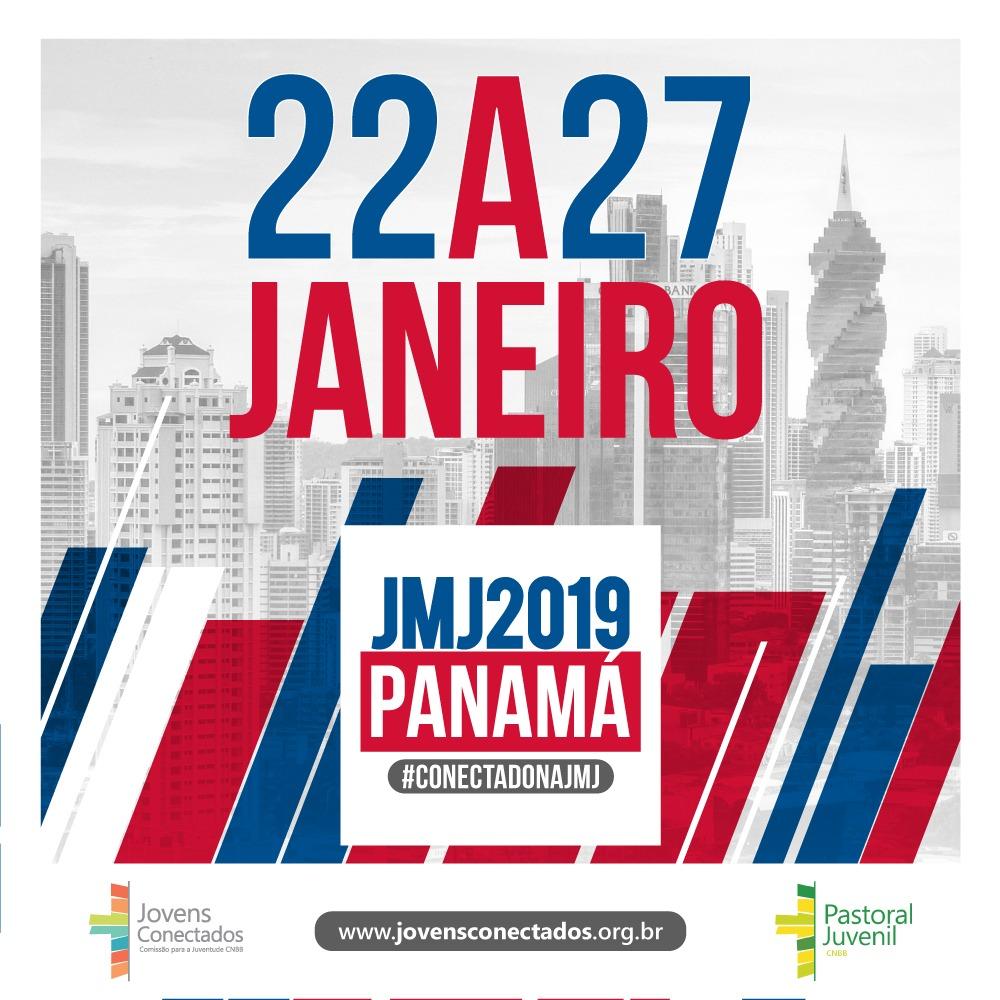 jmj 2019 j225 tem logo o panam225 a cruz peregrina nossa