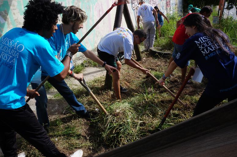 Projeto de Solidariedade: Juventude Marista