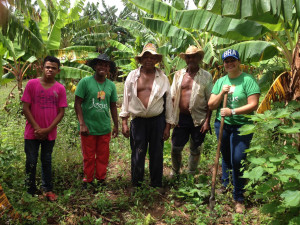 """""""Jesus no Pantanal"""" com população local"""