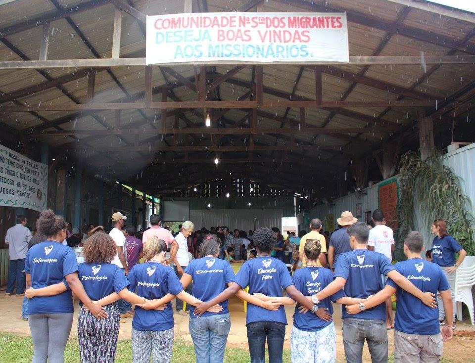 Missão de Férias da Diocese de Niterói mobiliza jovens profissionais para uma nova experiência