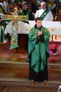 Abraçar e seguir o Projeto de Deus, pede Vigário Provincial