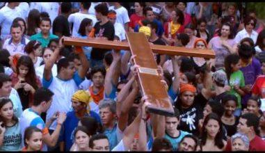 A Cruz e o ícone na Diocese de Luz, em Minas