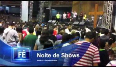 A festa do Bote Fé Belo Horizonte