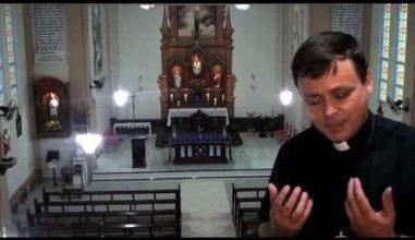 Catequese com Padre Sérgio - Como se comportar na missa