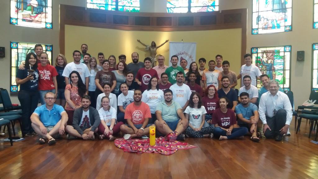 Lideranças diocesanas planejam 2017 e o Seminário de Práticas de Evangelização da Juventude