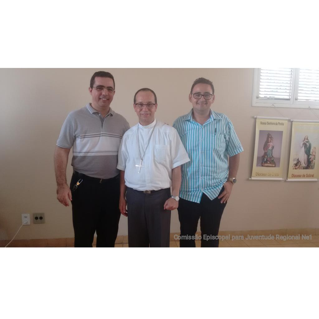 Comissão Episcopal para Juventude Nordeste I se Reuniu em Fortaleza