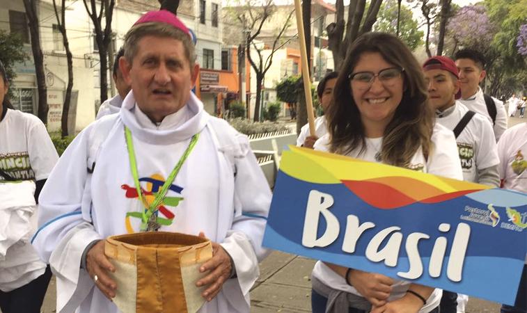 Encontro dos Responsáveis da Pastoral Juvenil no México, elege secretário brasileiro