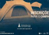 Inscrições para o Camping da Romaria da Juventude 2017